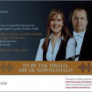 Benefiční koncert pro Prader – Willi