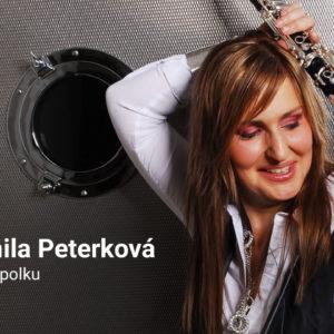 Ludmila Peterková – patron spolku