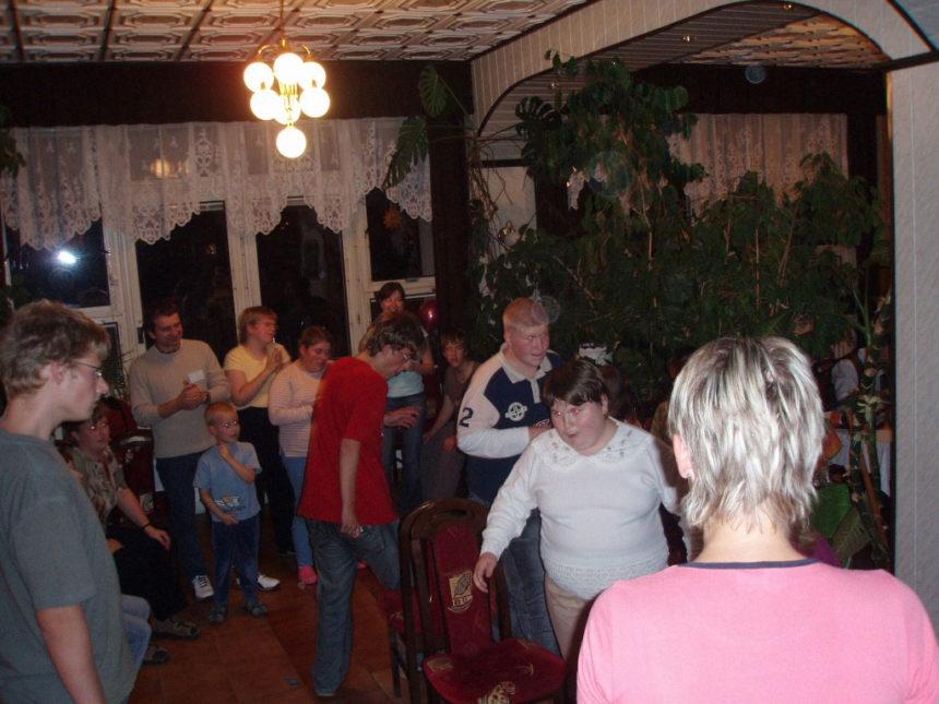 Setkání 2007-podzim