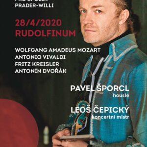 Benefiční koncert pro spolek Prader-Willi – Pavel Šporcl