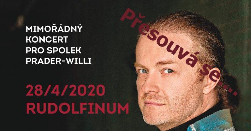 Benefiční koncert ve prospěch spolku Prader-Willi z.s. – Pavel Šporcl