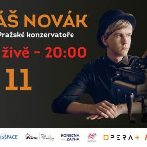 Koncert pro spolek Prader-Willi Matyáše Nováka